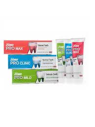 Набор <b>зубных паст профессиональная защита</b> PRO MAX, PRO ...