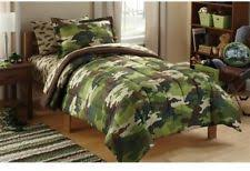 kids camoflauge coordinated bed in a bag boys camo bedding set twin new bedding sets twin kids