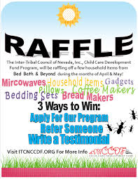 itcn ccdf raffle itcn child care development fund ccdf calendar >