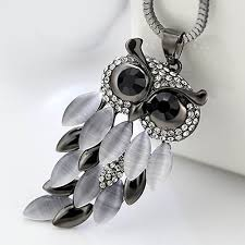 Online Shop New Arrival <b>Hot</b> Women's <b>Lovely Owl</b> Pendant ...