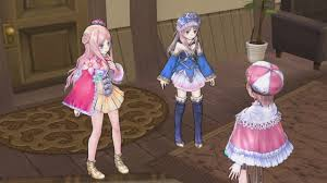 an aacute lisis atelier rorona plus the alchemist of arland playstation new atelier rorona the origin story of the alchemist of arland ps3 captura