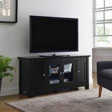 <b>Black</b> - <b>TV</b> Stands - Living Room Furniture - The Home Depot