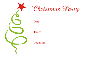 doc 18021202 printable christmas invitation templates happy now