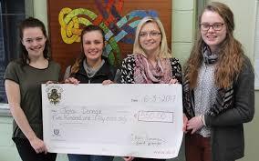 carndonagh community school online home colour run raises 550 for jigsaw