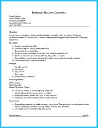 impressive bartender resume sample that brings you to a bartender impressive bartender resume sample that brings you to a bartender job %image impressive bartender resume