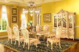 Traditional Formal Dining Room Sets Bedroom Comely Traditional Formal Dining Room Light Blue And