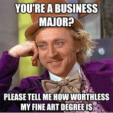 Art School memes | quickmeme via Relatably.com