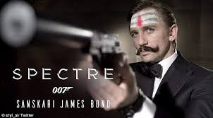 Indian James Bond fans take to Twitter to mock censors' cuts ... via Relatably.com