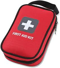 First Aid Kit – 100 Pieces – Bag. Packed with Hospital ... - Amazon.com