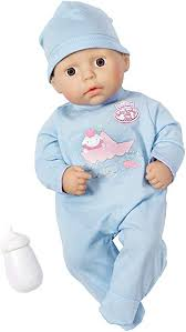 <b>Zapf Creation</b> 794456 <b>My First Baby Annabell</b> Brother Doll by Zapf ...