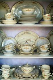 ideas china hutch decor pinterest: a little loveliness china cabinet before amp after