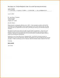 doc letter of resignation template word letter of doc529684 resignation template word letter of letter of resignation template word
