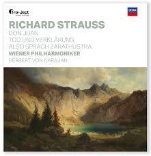 Wiener Philharmoniker & <b>Herbert von Karajan</b> – Richard <b>Strauss</b> ...