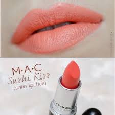 <b>Mac sushi kiss</b>, Mac lipstick collection, Eye make up