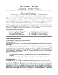 supply chain manager sample writing military resume example