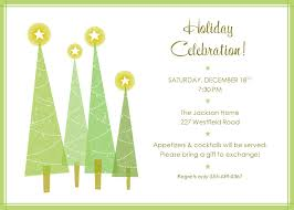 holiday invitation templates email christmas y invitation holiday party invitation