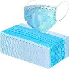 <b>2000Pcs Face Mask 3</b> Ply Disposable Anti Dust Mask Protect Mouth ...