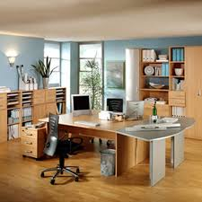 workplace office decorating ideas good wooden flooring and best flooring for home office