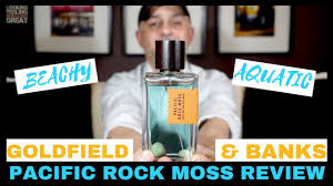 <b>Goldfield & Banks</b> Pacific Rock Moss Review + 10 Samples Giveaway