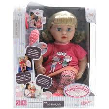 Baby Annabell <b>Talk</b> Back Julia <b>43cm</b> Doll | eBay