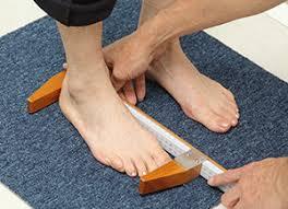 「足サイズ 測定」の画像検索結果