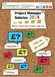 project management salaries in the uk out what you are worth