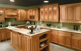 Maple Cabinets Kitchen Paint Colors  E