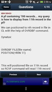 ile rpg programming tips and techniques in preparation for job interviews this is a great idea the quiz can also be used to refresh skills supplement training for beginning programmers