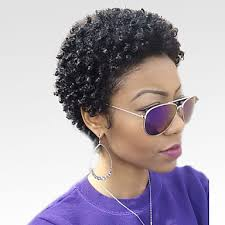 <b>Kinky Curly</b>, Human Hair Capless Wigs, Search LightInTheBox