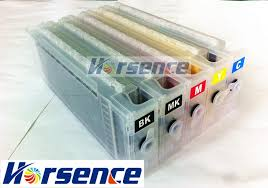 (Full) <b>700ml</b> Refillable Ink Cartridges For <b>Epson</b> SureColor T3000 ...