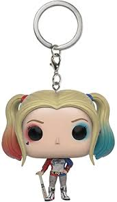 <b>Funko 9357</b>-<b>PDQ</b> Collectable Figures Keyring Figure Suicide Squad ...