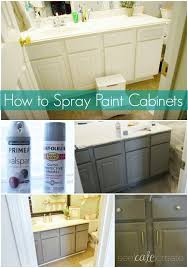 Small Picture Kitchen Spray Painting Kitchen Cabinets Home Interior Design