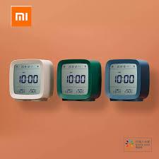 <b>Xiaomi Cleargrass Bluetooth Alarm</b> Clock | Nikuhome