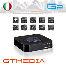 GTUI <b>GTMEDIA G2</b> Android 7.1 <b>Smart TV</b> BOX 2G 16G Google ...
