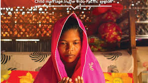 <b>Just married</b>, just a child: child marriage in the Indo-Pacific region ...