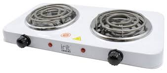 Электрическая <b>плита irit IR</b>-8120 — купить по выгодной цене на ...