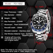 <b>PAGANI DESIGN</b> 2020 Luxury Men Mechanical Wristwatch ...