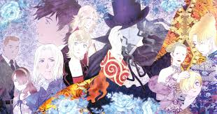 gankutsuou the count of monte cristo anime review fantasy and gankutsuou full 1476867