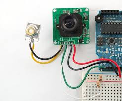 security camera wiring color code security image overview ttl serial camera adafruit learning system on security camera wiring color code