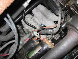how to change the starter in your s series saturn saturn forum 10 while there is no starter in place if you are like me and have a lot of rust on the tips take some sandpaper and sand them down
