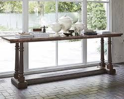 Lismore Copper Top <b>Console Table</b> Western <b>Sofa Tables</b> - <b>Solid</b> ...