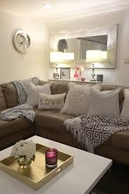 bright and white even at night i love the brightness white textures bring to a space day or night pillows throws and accessories from homegoods bright basement work space decorating