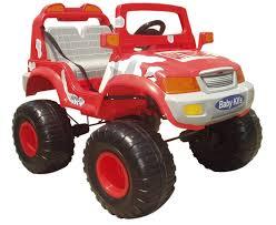 <b>Электромобиль CHIEN TI</b> СT-885(4x4), красный