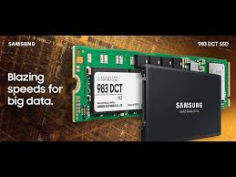 Samsung 983 DCT Series SSD 960GB - M.2 NVMe ... - Amazon.com