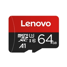 Lenovo 64GB TF (Micro SD) Card High Speed Memory ... - SUNSKY