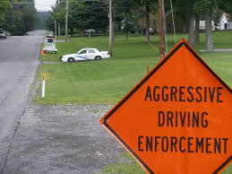 center for problem oriented policing   problem guides   aggressive    example of high visibility aggressive driving enforcement