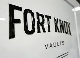 Gun Safes, Fort Knox Safes, Home Safes ... - Utah Safe Company
