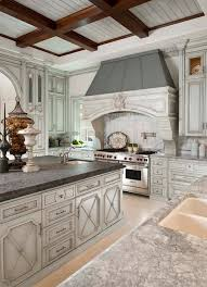 kitchen cabinet designs kitchen mediterranean with arched opening beamed ceiling ceiling accent lighting