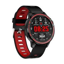 GW16 <b>Smart</b> Watch Women Men Body Temperature Heart Rate ...
