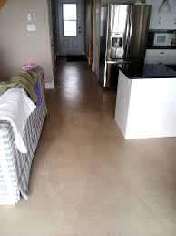 Concrete Floor Kitchen Kitchen Concrete Flooring Duraamen Self Leveling Micro In Jersey